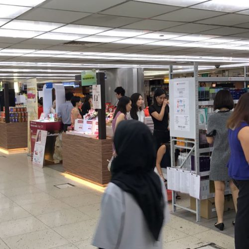 Raffles Exchange - Thematic Fair