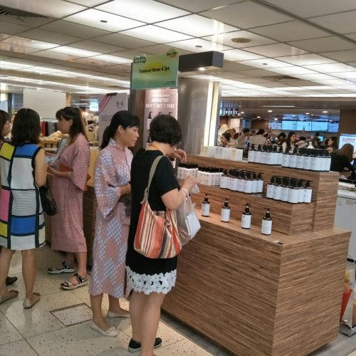 Raffles Exchange - Yunomori Onsen