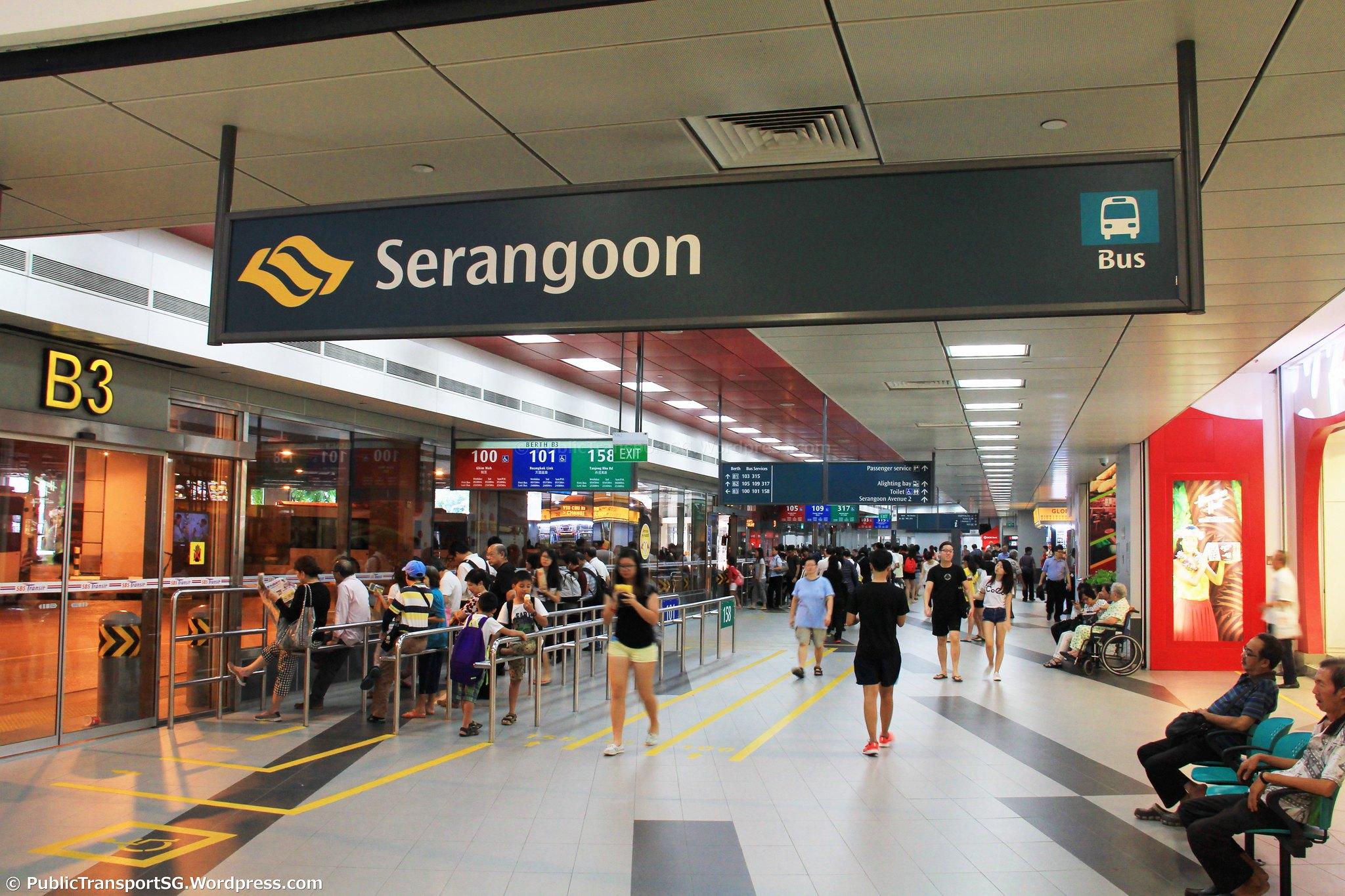 Serangoon Sign